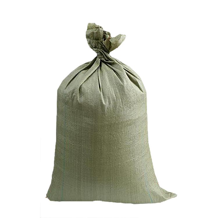 Мешки для строительного мусора 55х95 см (зеленый)